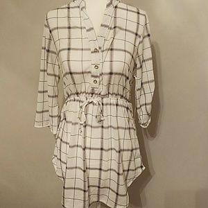01dbda3f NWT Stella Tweed blouse